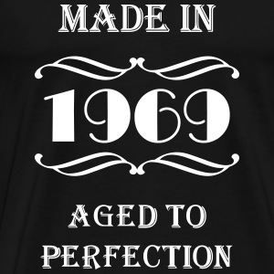 Made in 1969 T-shirts - Mannen Premium T-shirt
