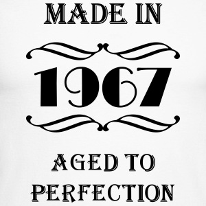 Made in 1967 Long sleeve shirts - Men's Long Sleeve Baseball T-Shirt