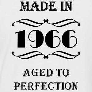 Made in 1966 T-shirts - Mannen baseballshirt korte mouw