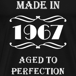 Made in 1967 T-shirts - Mannen Premium T-shirt