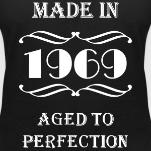 Made in 1969 T-Shirts - Women's V-Neck T-Shirt