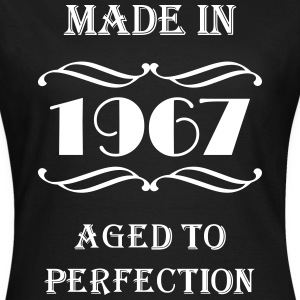 Made in 1967 T-shirts - T-shirt dam