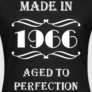 Made in 1966 T-shirts - Dame-T-shirt
