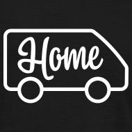 Design ~ Home in a van