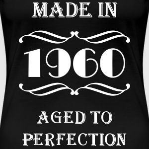 Made in 1960 T-Shirts - Women's Premium T-Shirt