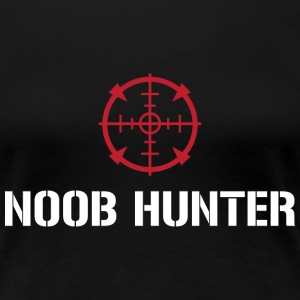 Noob Hunter - Women's Premium T-Shirt