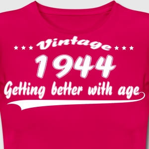 Vintage 1944 Getting Better With Age T-Shirts - Women's T-Shirt