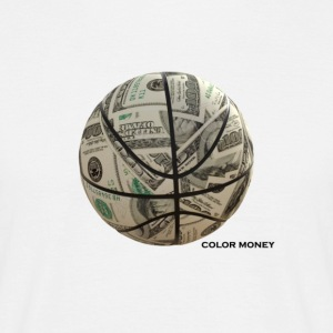 color money - T-shirt Homme