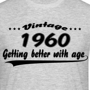Vintage 1959 Getting Better With Age T-Shirts - Men's T-Shirt