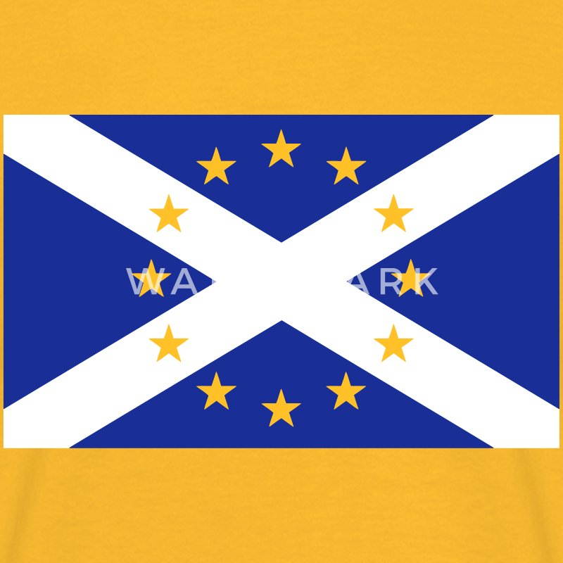 Scotland in the EU T-Shirts - Men's T-Shirt