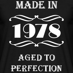 Made in 1978 Tee shirts - T-shirt Homme