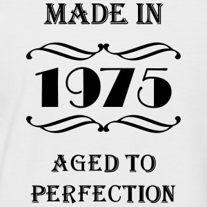 Made in 1975 Tee shirts - T-shirt baseball manches courtes Homme