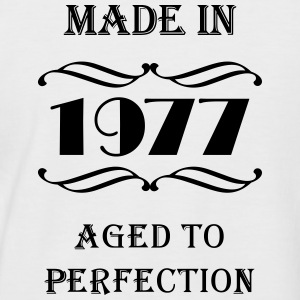 Made in 1977 T-Shirts - Men's Baseball T-Shirt