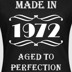 Made in 1972 Tee shirts - T-shirt Femme