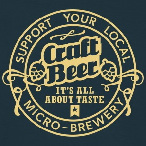Craft Beer, Original T-shirts - Herre-T-shirt