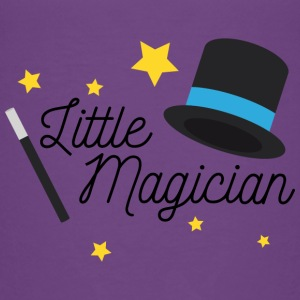 little magician Skjorter - Premium T-skjorte for barn