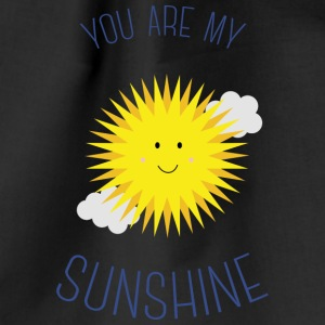 You are my sunshine Bolsas y mochilas - Mochila saco