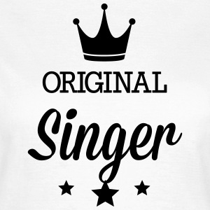 Original three star deluxe singer T-Shirts - Women's T-Shirt