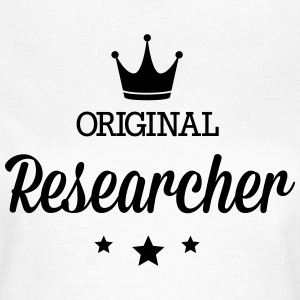 Original three star deluxe researchers T-Shirts - Women's T-Shirt