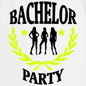 Bachelor Party shirt, teef! Kookschorten - Keukenschort