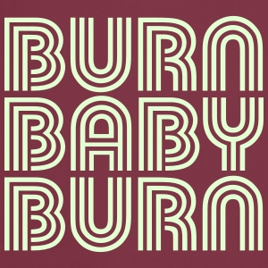 BURN BABY BURN  Aprons - Cooking Apron