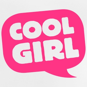 Cool Girl (dh) Baby T-Shirts - Baby T-Shirt