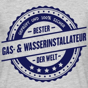 suchbegriff gas und wasserinstallateur geschenke spreadshirt. Black Bedroom Furniture Sets. Home Design Ideas