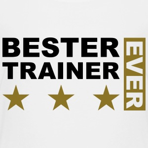 Bester Trainer - V2 T-Shirts - Teenager Premium T-Shirt
