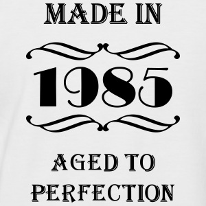 Made in 1985 T-shirts - Kortærmet herre-baseballshirt