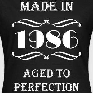 Made in 1986 T-Shirts - Women's T-Shirt