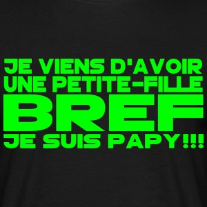 je suis papy - T-shirt Homme