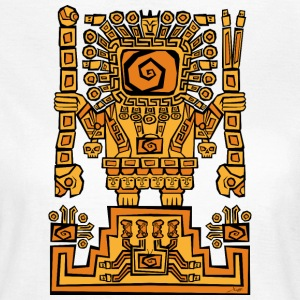 Manipulated Viracocha T-Shirts - Women's T-Shirt
