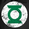 Justice League Green Lantern Logo vintage - Turnbeutel