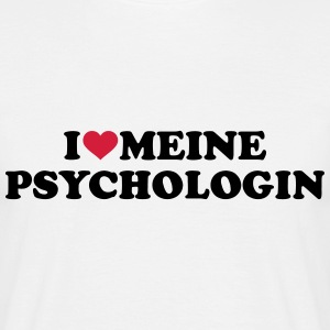 Psychologin T-Shirts - Männer T-Shirt