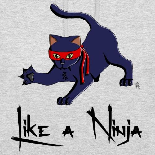 Like A Ninja black