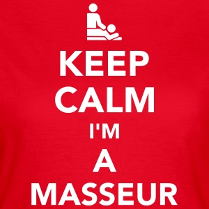 Masseur T-Shirts - Frauen T-Shirt