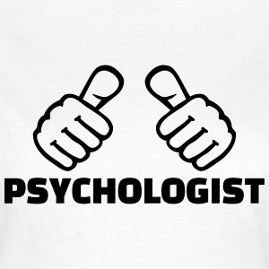 Psychologist T-Shirts - Frauen T-Shirt
