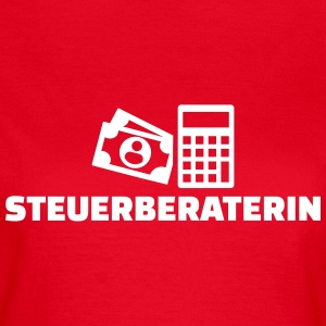 Steuerberaterin T-Shirts - Frauen T-Shirt