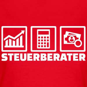 Steuerberater T-Shirts - Frauen T-Shirt