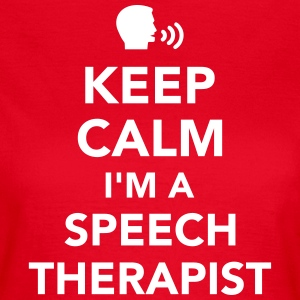 Speech therapist T-Shirts - Frauen T-Shirt