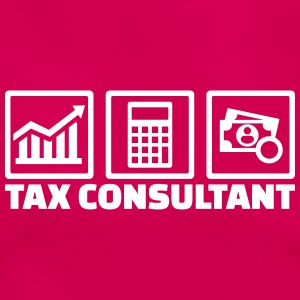 Tax consultant T-Shirts - Frauen T-Shirt