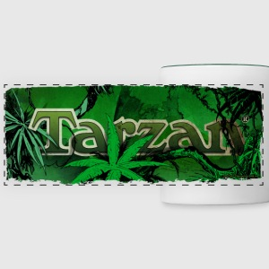 Tarzan Logo Jungle - Panoramakrus