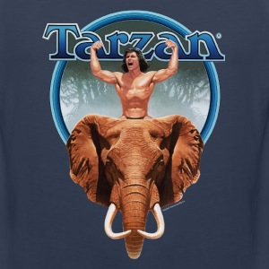 Tarzan 'Gym-Power' - Herre Premium tanktop