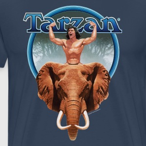 Tarzan 'Gym-Power' - T-shirt Premium Homme