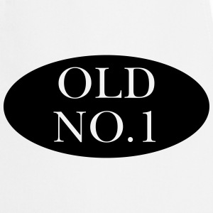 Bachelor Party shirt - the old No. 1  Aprons - Cooking Apron