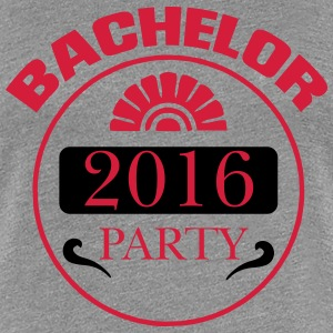 BACHELOR PARTY 2016 T-Shirts - Women's Premium T-Shirt