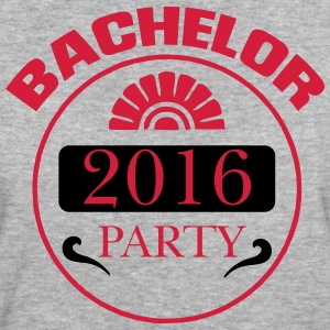 BACHELOR PARTY 2016 T-shirts - Vrouwen Bio-T-shirt
