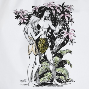 Tarzan and Jane - Sportstaske