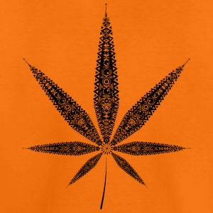 Cannabis Leaf Shirts - Teenage Premium T-Shirt