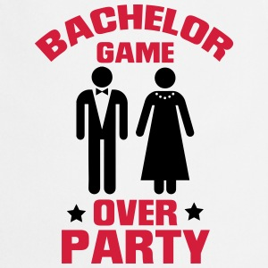 GAME OVER! (BACHELOR JGA PARTY) Fartuchy - Fartuch kuchenny